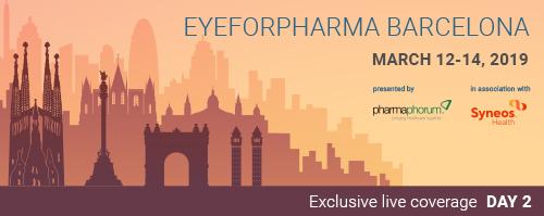 EyeForPharma Barcelona 2019 Banner Day 2