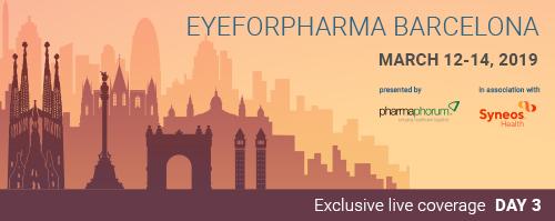 EyeForPharma Barcelona 2019 Banner Day 3