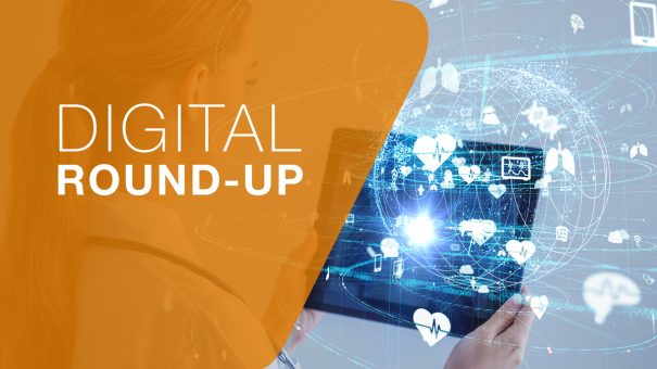 Digital health round-up: Expert team prepares for digital transformation of NHS and more