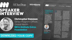 An Interview with Chris Damman, Bill & Melinda Gates Foundation