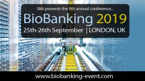 Only two weeks left until the Biobanking 2019 Conference in London