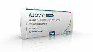 Teva's migraine drug Ajovy approved in Europe
