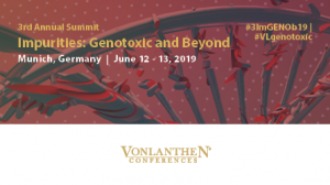 3rd Annual Impurities: Genotoxic and Beyond Summit