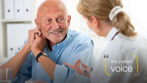 Success comes from listening to and working with patients
