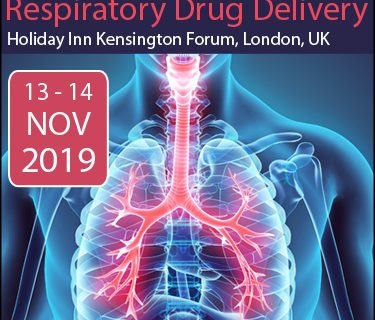 Registration is Live for the Inaugural Respiratory Drug Delivery Conference 2019