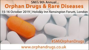 Invitation to SMI's Orphan Drugs & Rare Diseases Conference 2019