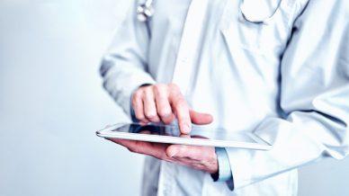 Opening the digital door to the NHS