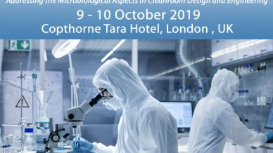Cleanroom industry experts join the Pharma Cleanroom Technology Conference in October