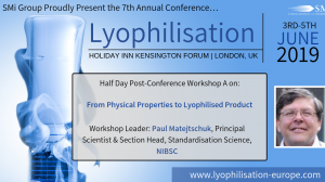 Lyophilisation explained in its most simplistic terms