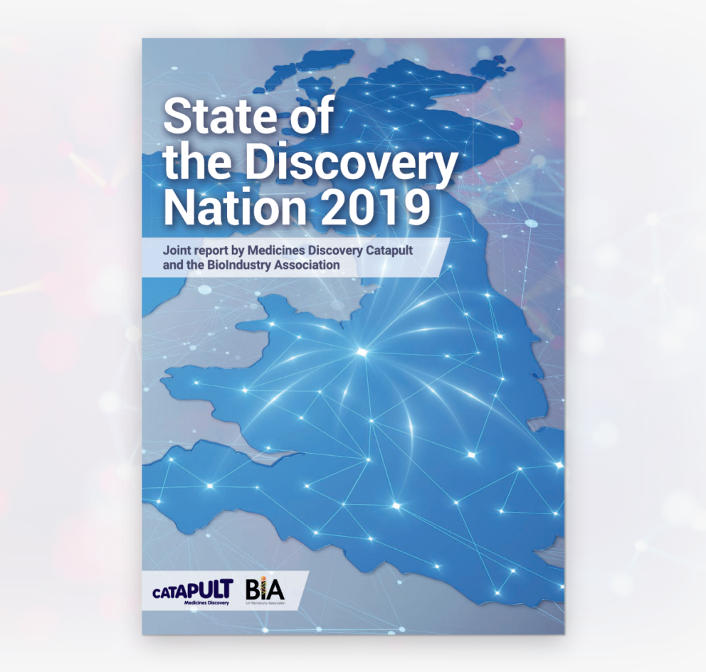 New report unveils a thriving service and supply sector for medicines discovery
