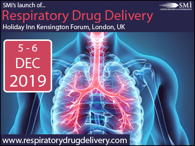 Three Interactive Sessions to take place at the Respiratory Drug Delivery Conference