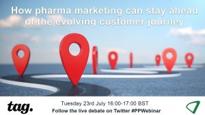 How pharma marketing can stay ahead of the evolving customer journey