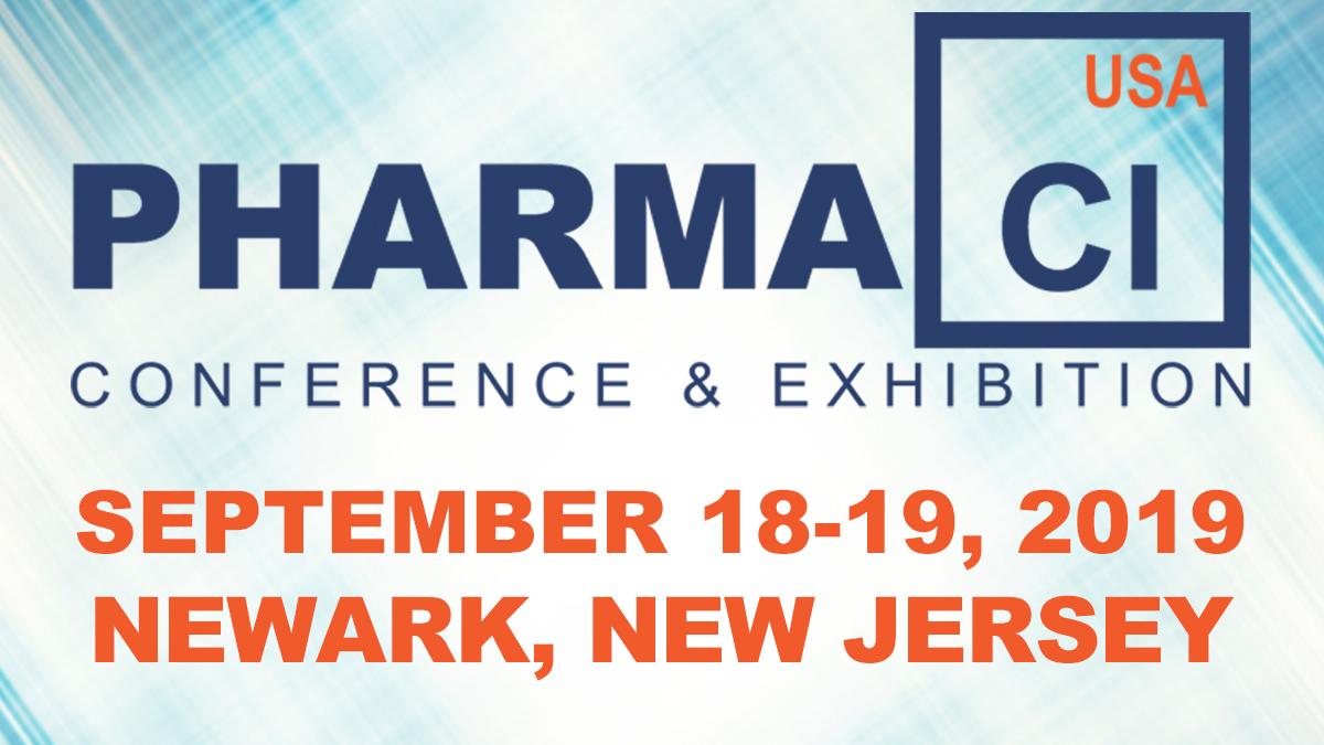 Pharma CI USA Conference & Exhibition