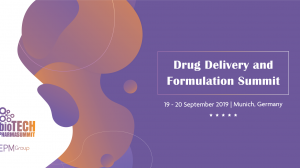Drug Delivery & Formulation Summit 2019