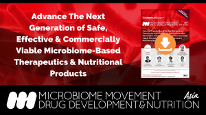 Advancing the Next Generation of Microbiome-Based Therapeutics in Asia