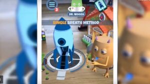 Augmented reality app helps kids improve asthma inhaler technique