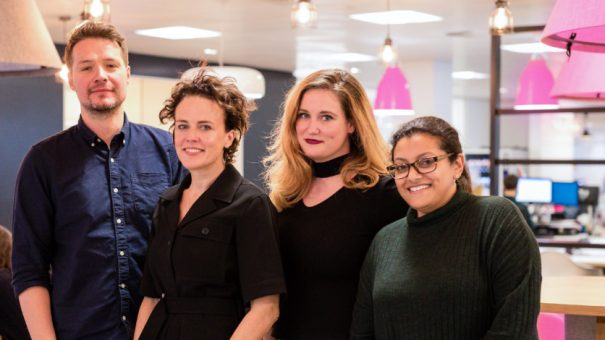 Virgo appoints Sarah Gordon, Erin Hamid and Farah Dalwai