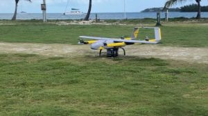 Merck & Co and others test vaccine delivery drone
