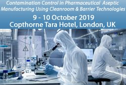 Fresenius Kabi to speak at SMi's Pharma Manufacturing & Cleanroom Technology Conference