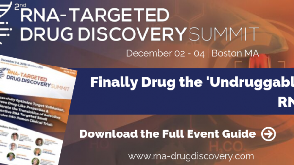2nd RNA Targeted Drug Discovery Summit