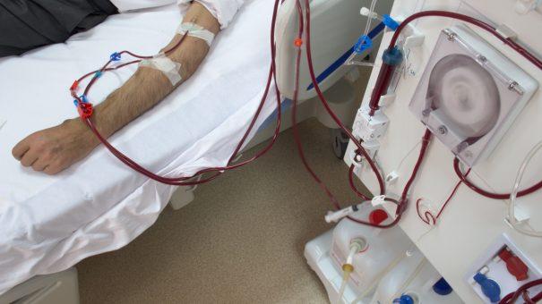 Google's DeepMind AI predicts acute kidney injury