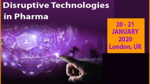 "Disruptive Technologies in Pharma 2020 – the ""Healthcare Disruptors"""