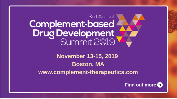 3rd Annual Complement-based Drug Development Summit 2019