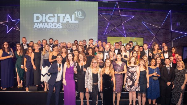 Four Health and ARK top the charts at PM Society Digital Awards