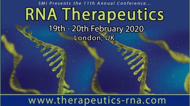 Focus day announced for SMi's 11th annual RNA Therapeutics conference 2020