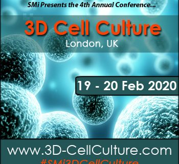 SMi's 3D Cell Culture conference 2020 – Speakers announced