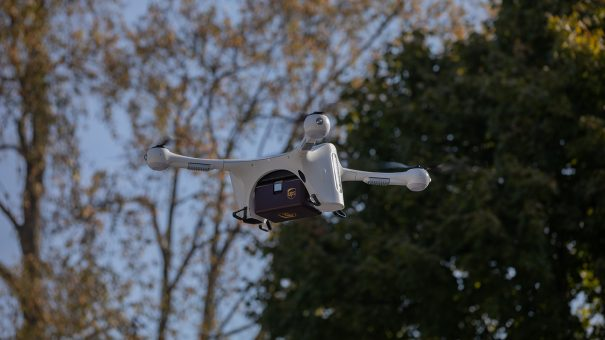 UPS gets clearance to expand medical drone delivery service across US