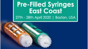 Registration is Now Open for Pre-Filled Syringes East Coast Conference