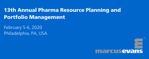 13th Annual Pharma Resource Planning and Portfolio Management