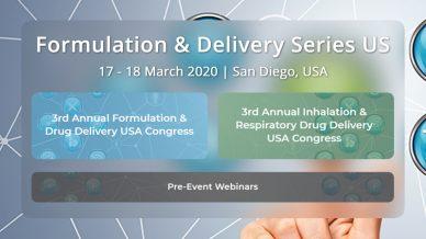 Formulation & Drug Delivery Series US