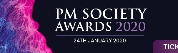 34th PM Society Awards take place on 24th January 2020!