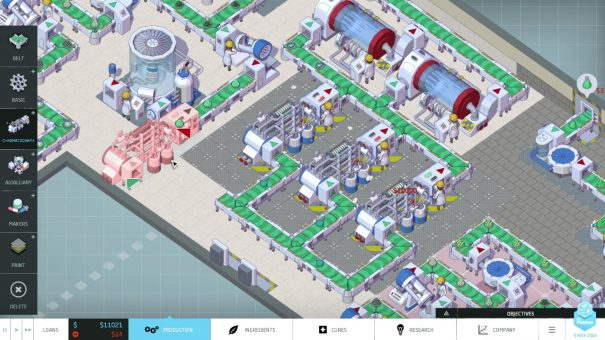 Big Pharma game heading for console release next month
