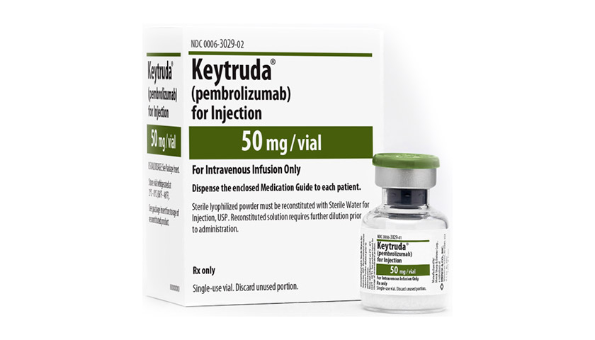 Merck & Co's Keytruda produces mixed results in SCLC