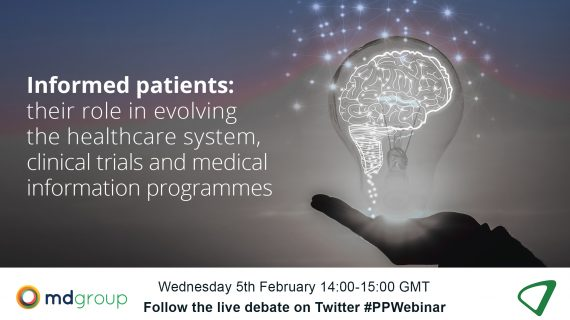 Informed patients: evolving healthcare, clinical trials andmedical information