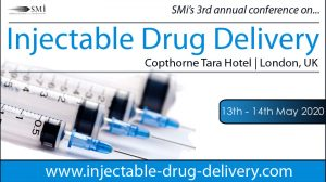 Registration opens for SMi's 3rd annual Injectable Drug Delivery, in London