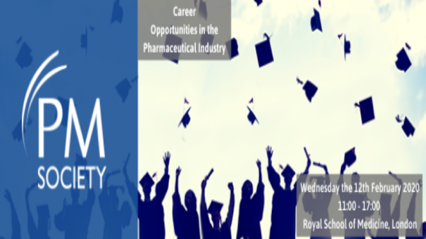 Career opportunities for graduates in the pharmaceutical industry!