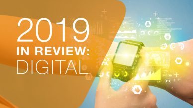 Digital health in 2019 – an increasingly mature sector
