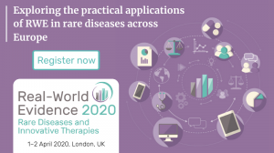 Discover who's speaking at Real-World Evidence 2020: Rare Diseases and Innovative Therapies