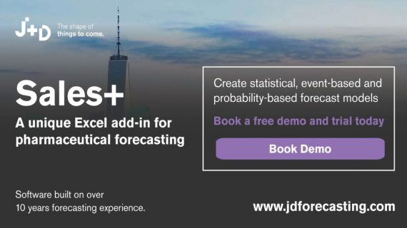J+D Forecasting launches innovative pharmaceutical sales forecasting software