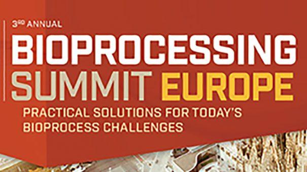 3rd Annual Bioprocessing Summit Europe