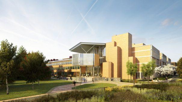 Alderley Park's Glasshouse digital hub opens its doors