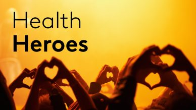 China's COVID-19 experience – the Health Heroes podcast
