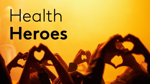 A new approach to mental health – the Health Heroes podcast