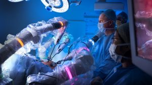 Edinburgh hospital is first in Europe to use keyhole surgery robot