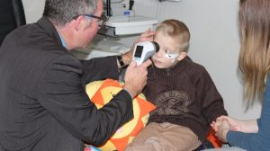 Simple eye test could help screen kids for autism