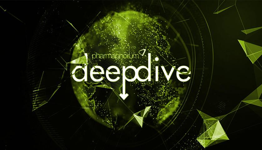 Deep Dive digital magazine pharma